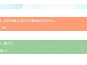 wordpress实现微博功能